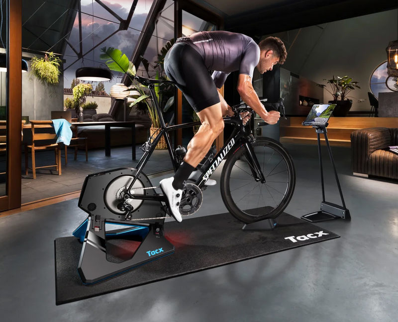 Outdoor-Mimicking Cycling Systems