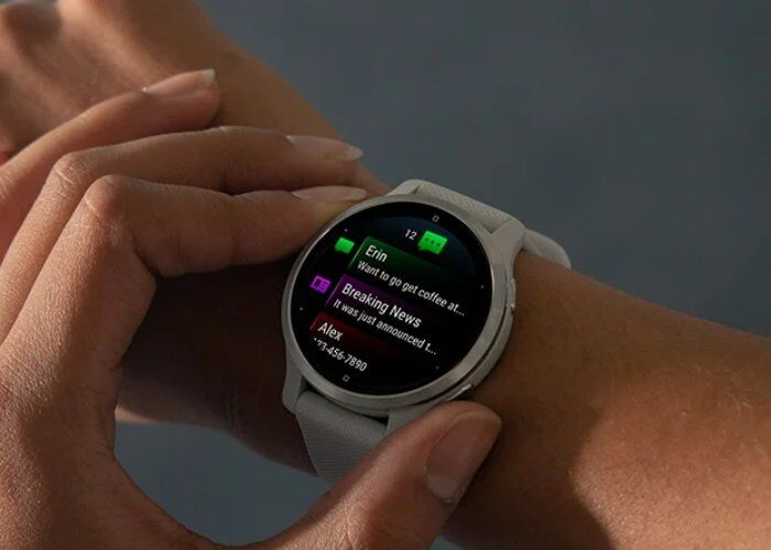 Robust Sports-Ready Smartwatches