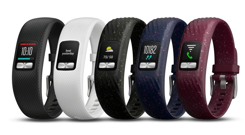 Year-Long Fitness Trackers