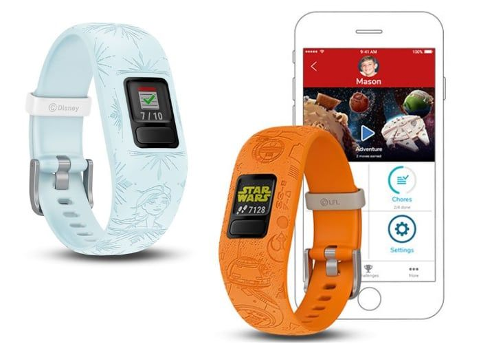 Themed Youngster Fitness Trackers