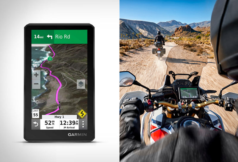 Motorcyclist GPS Solutions