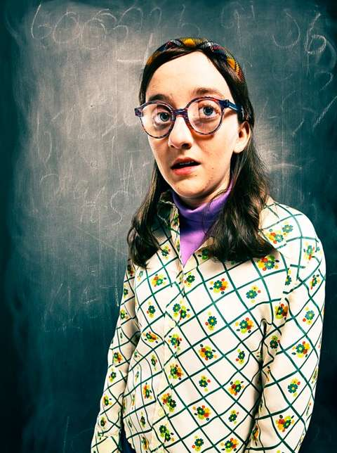 Nerdy School Portraiture