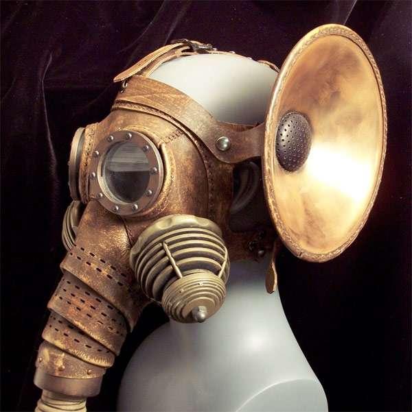 Elephant Gas Masks