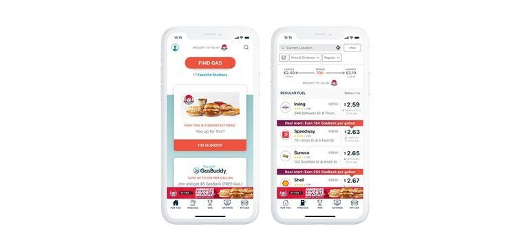 Branded Restaurant App Takeovers