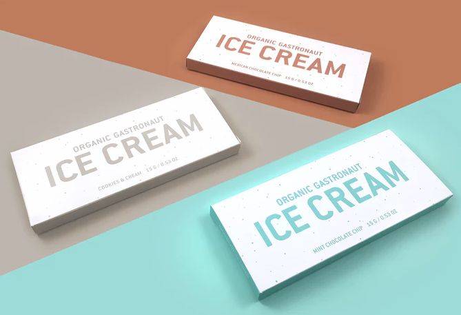 Artisanal Freeze-Dried Ice Creams