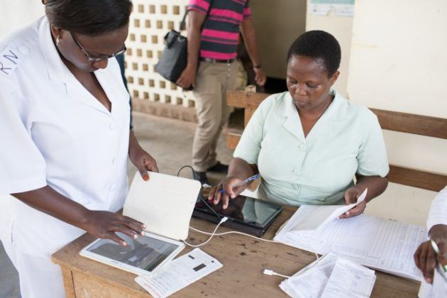Tanzanian Digital Healthcare Initiatives