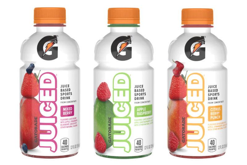 Juice-Based Sports Drinks