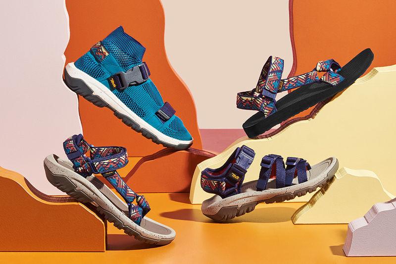 Park-Inspired Charitable Footwear