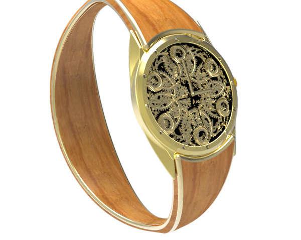 Elegant Steampunk Timepieces