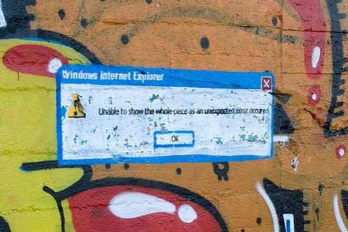 Computer Geek Graffiti