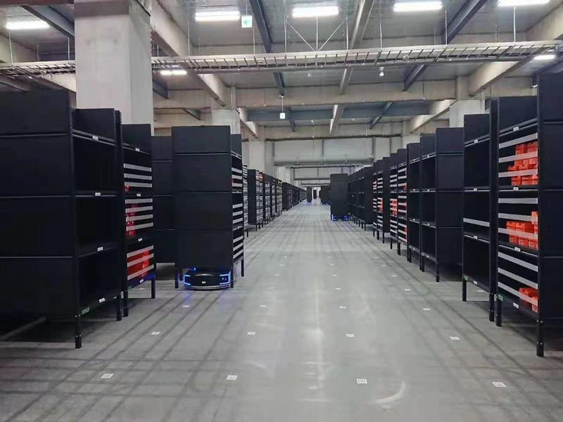 Smart Warehouse Robots
