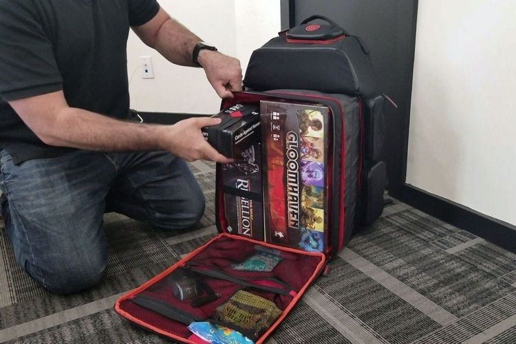 Board Game Backpacks