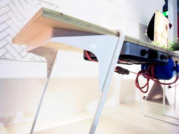 Metamorphosing Furniture Cookers