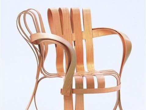 Linguini-Like Seating