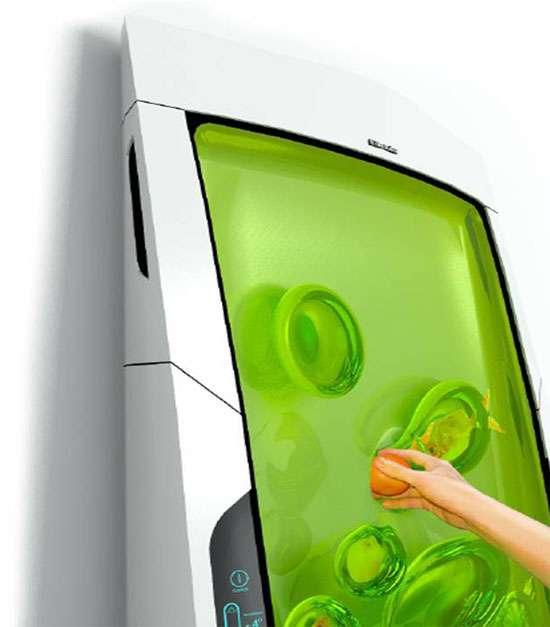 Jelly food storage gel bio robot fridge for Bio robot fridge cost