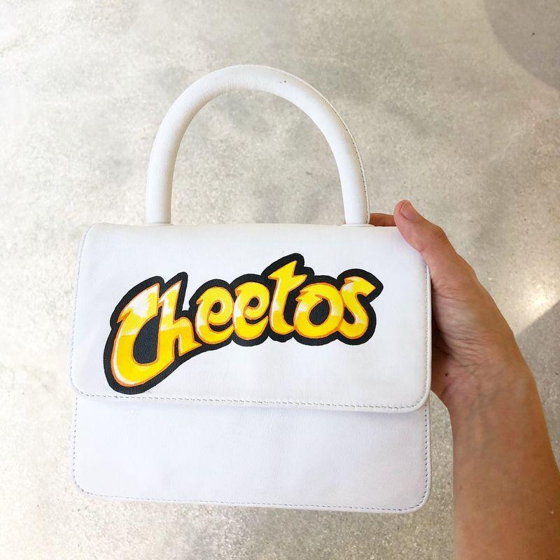 Snack-Inspired Luxury Handbags