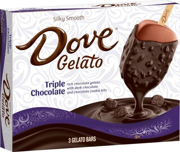 Chocolate-Dipped Gelato Bars