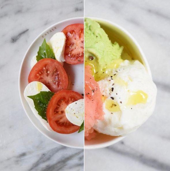 Salad-Inspired Gelato Desserts
