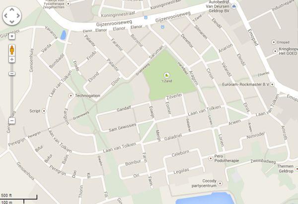 Fantasy-Inspired Street Names