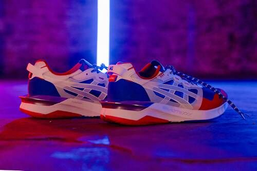 Japanese Culture-Inspired Running Shoes