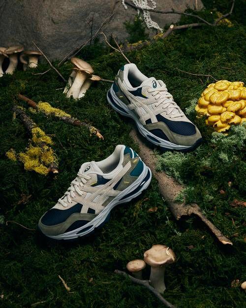 Spring-Ready Retro Footwear