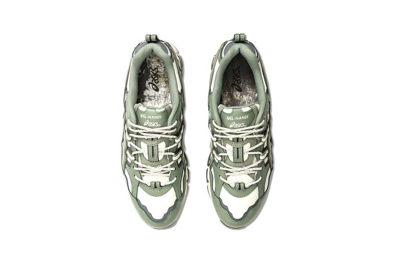 Camo-Inspired Tactical Sneakers