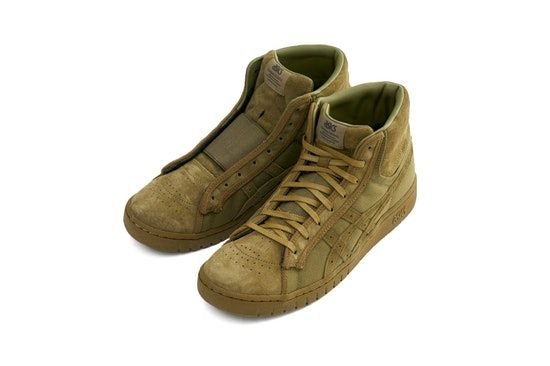 Reworked Nubuck Heritage Sneakers