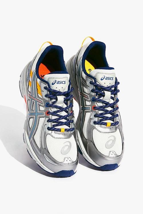 Futuristic Vibrant Running Shoes