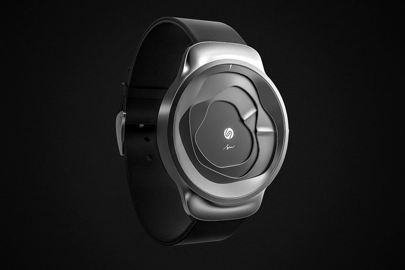 Ever-Changing 3D Face Timepieces