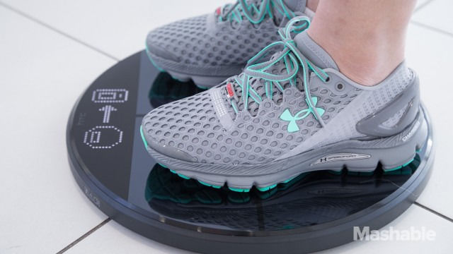 Data-Tracking Sneakers