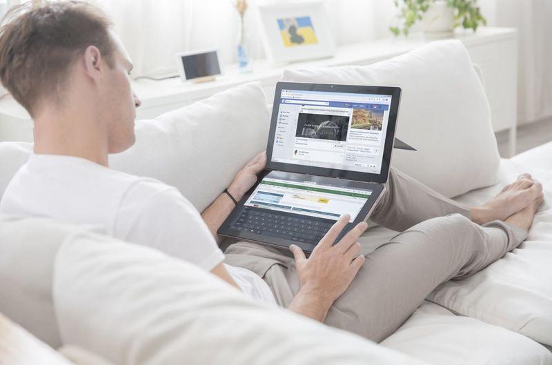 Dual-Touchscreen Laptops
