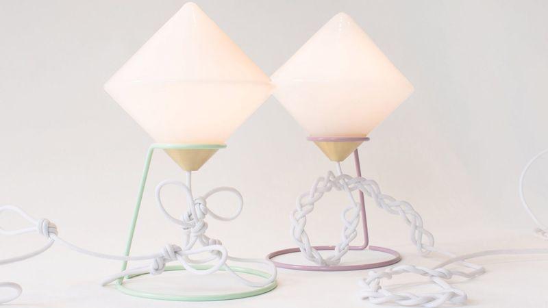 Ultra-Contemporary Minimalist Lamps