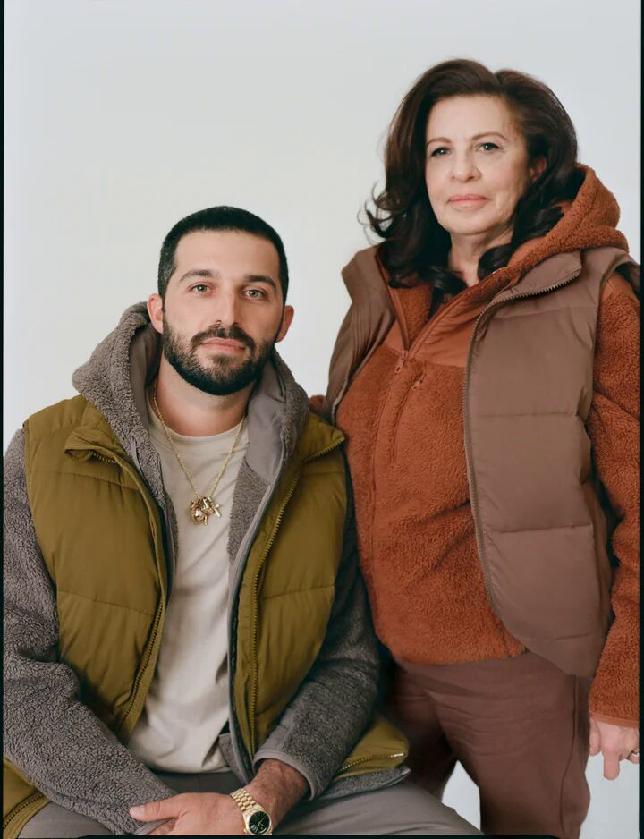 Sustainable Gender-Neutral Loungewear