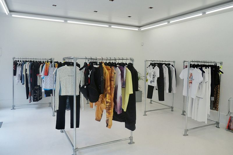 Genderless Concept Stores - L'INSANE is a Fashion-Forward Retail Destination, Located in Paris (TrendHunter.com)