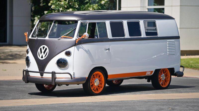 Generative Design Vans