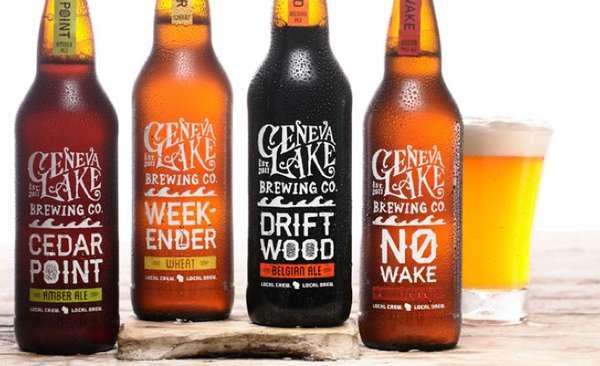 Cottagey Brew Branding