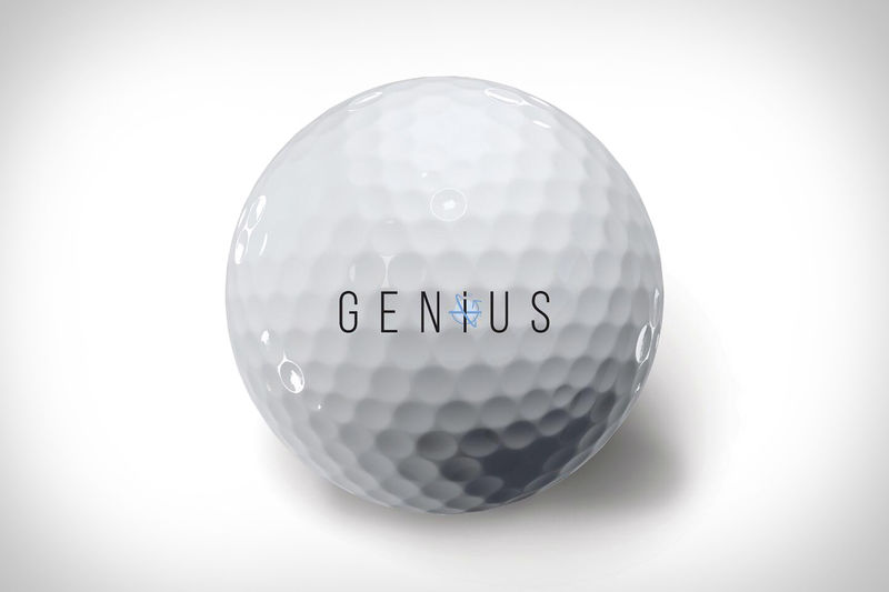 Swing-Analyzing Golf Balls