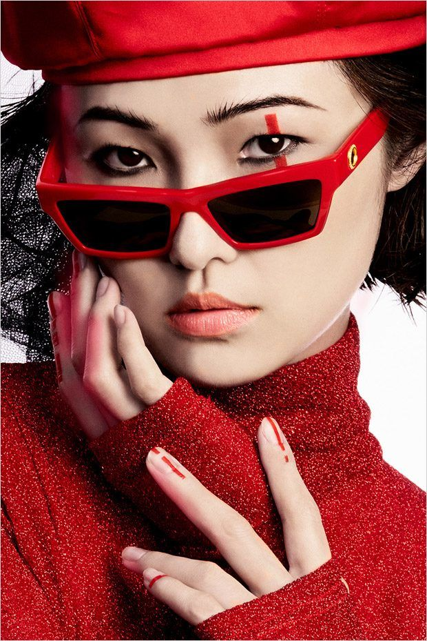 Crimson Fashion Editorials