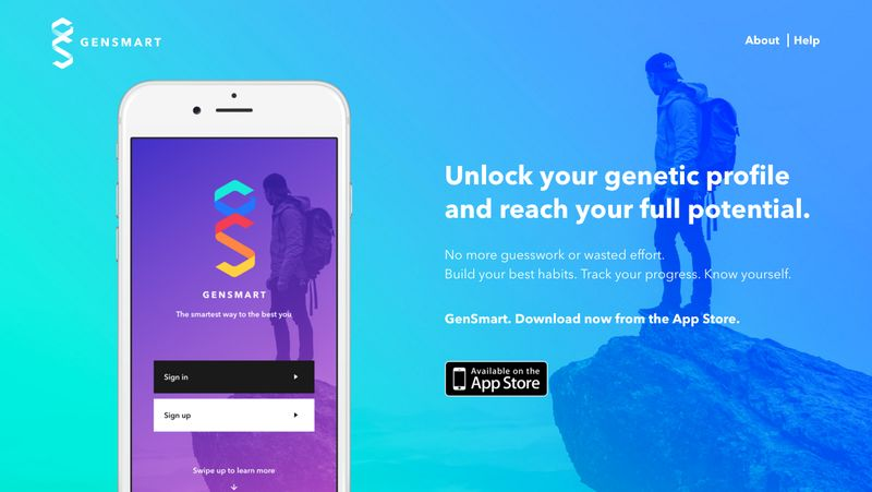 Genetic Goal-Setting Apps