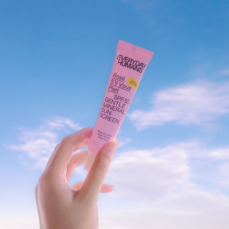 Gentle Mineral Sunscreens