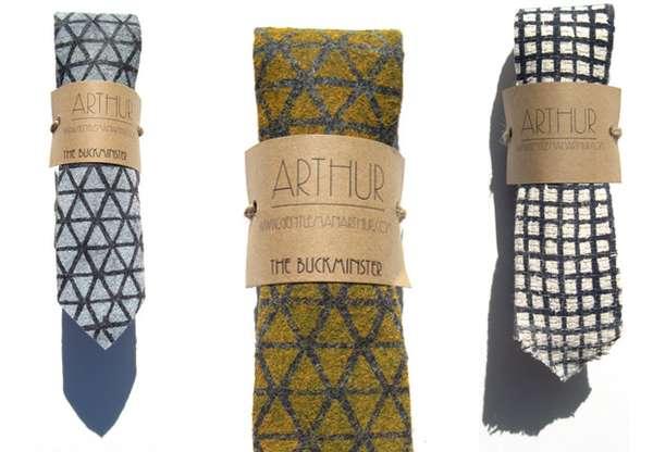 Rustic Handcrafted Neckties