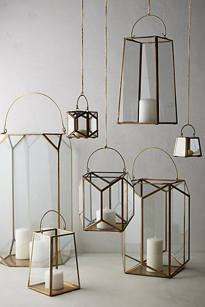 Rustic Lantern Decor