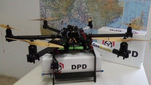 Parcel Delivery Drones