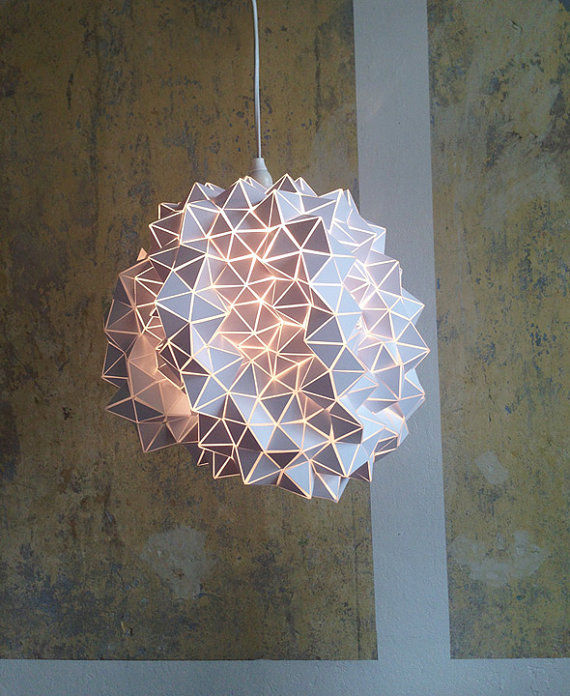Organically Geometric Lighting