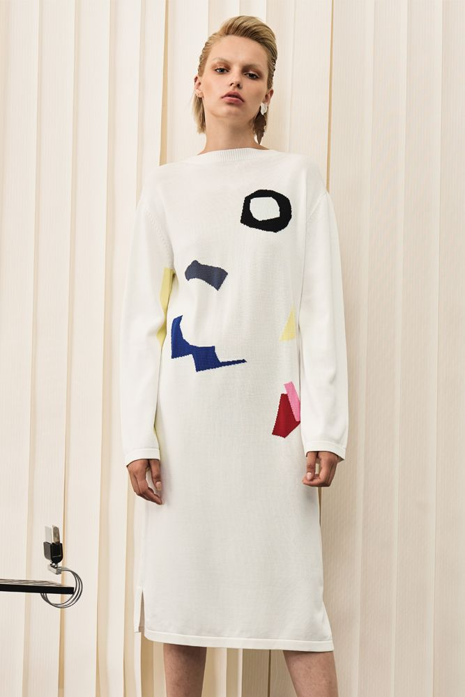 Abstract Art Dresses