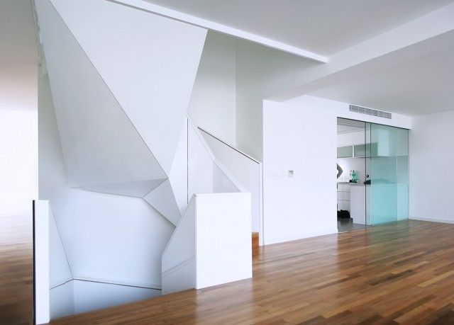 Geometric Staircases