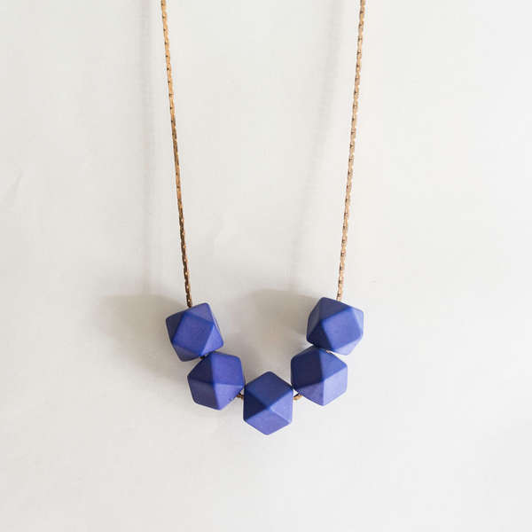Geometric Vintage Modern Necklaces