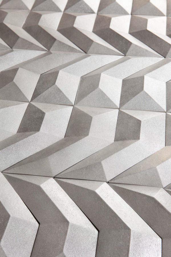 Geometric Wall Coverings