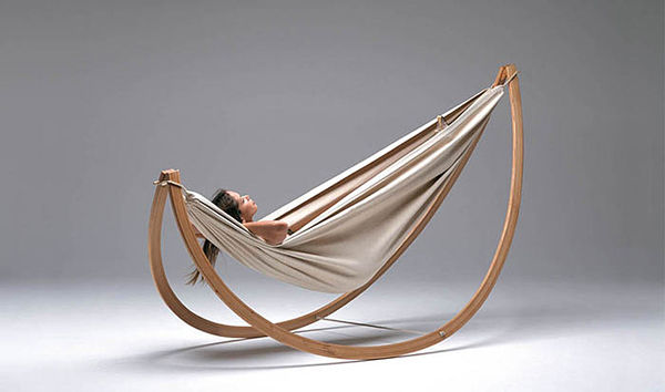 modern rocking hammocks modern rocking hammocks   georg bechter  rh   trendhunter