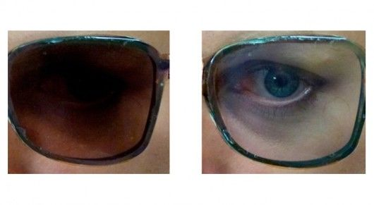 Tint-Switching Eyeglasses